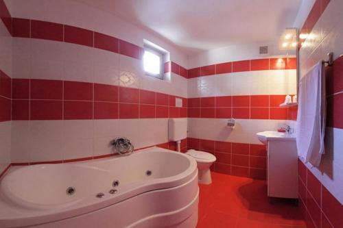 toaleta apartament 1